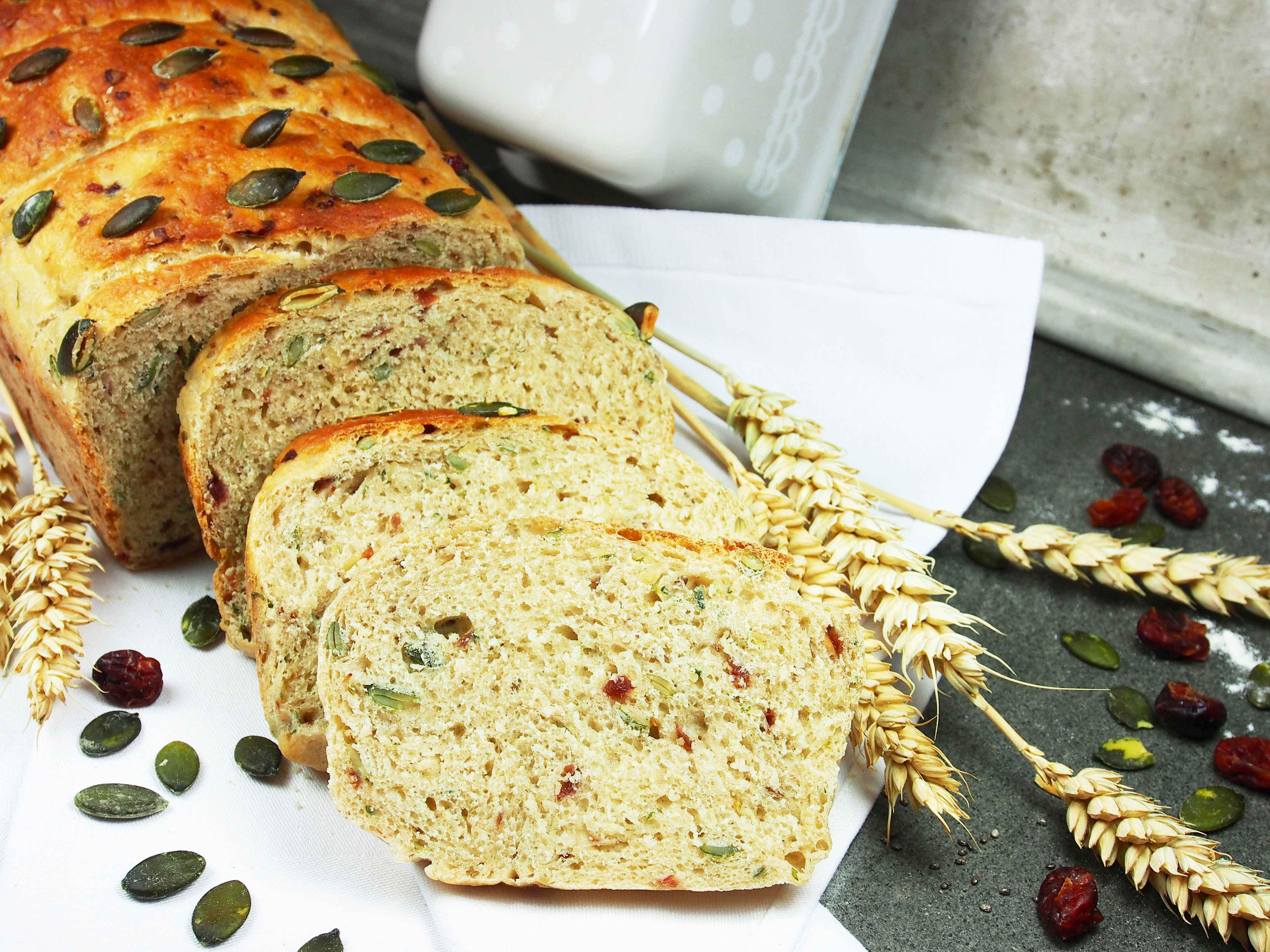 Einfach Brot backen mit MixDeinBrot