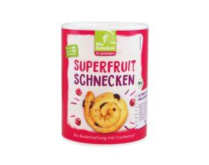Dose Superfruit Schnecken