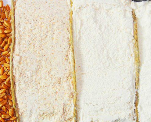 Vom Getreide zum Mehl Mehltype