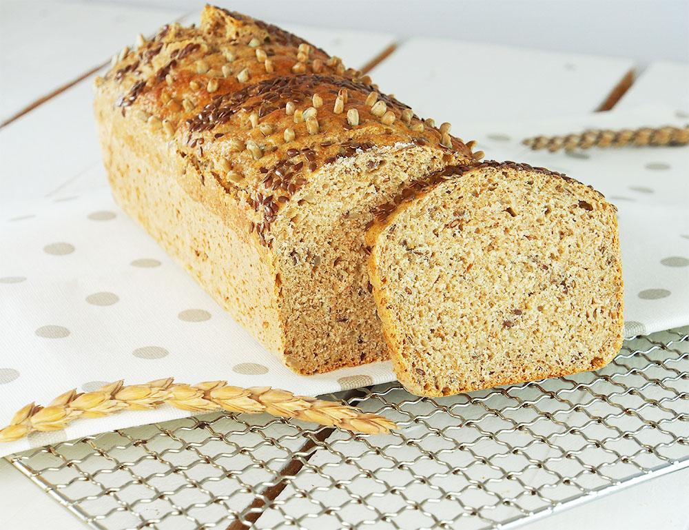 Bio-Brotbackmischung Dinkelbrot