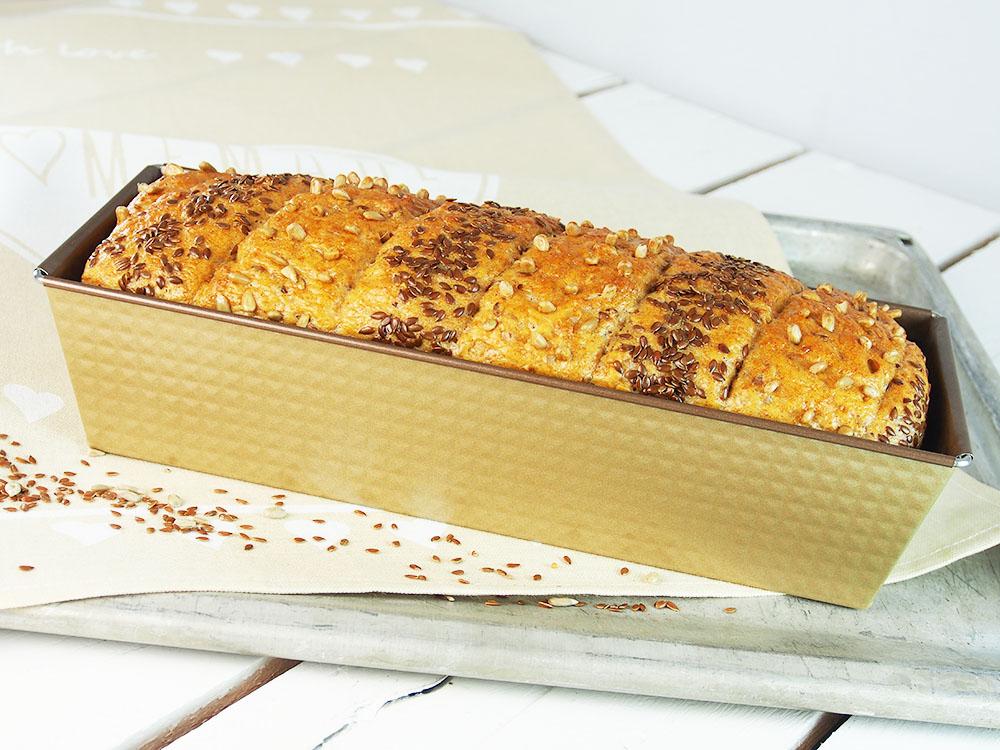 Brot in Kastenform