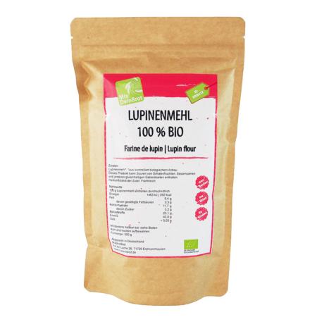 Bio-Lupinenmehl