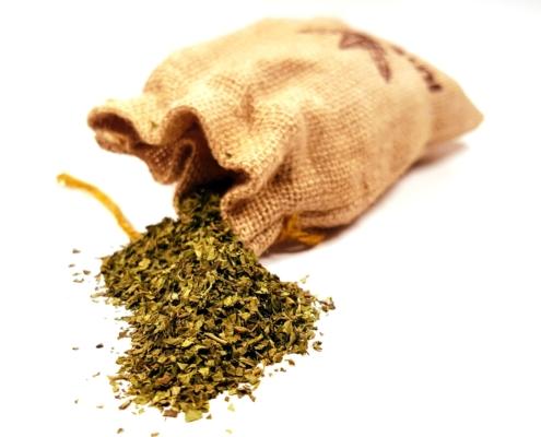 Jute-Tee Säckchen MixDeinBrot