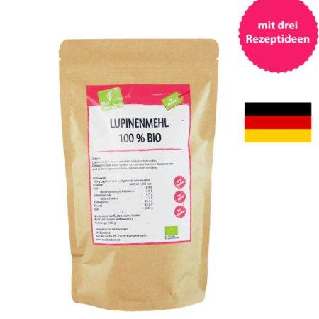 Bio-Lupinenmehl deutscher Anbau