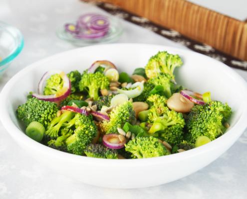 plant based food Mona Glock